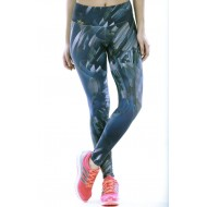 fitness pants digital printed