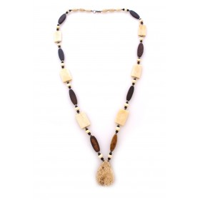 "Bone Necklace ""Aries"""